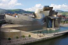 Музей Гуггенхайма. Бильбао, Испания