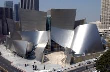 Концертный зал Уолта Диснея. Лос-Анджелес, США