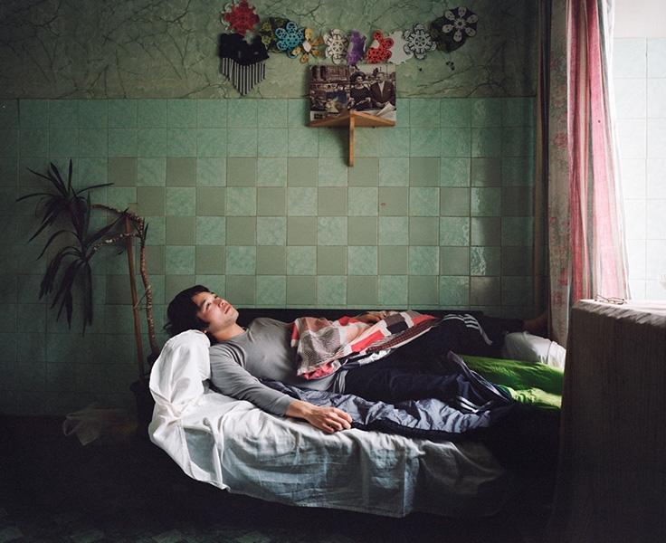 Икуру Куваджима.  Я, Обломов. 2017