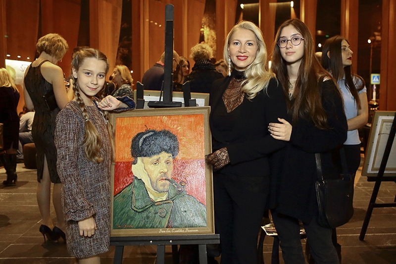 Екатерина Одинцова, Дина Немцова, Настя Годунова