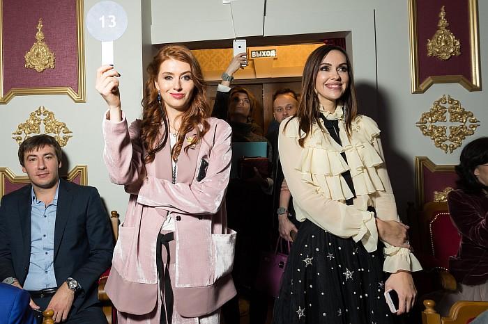 Алиса Старовойтова и Юлианна Винер