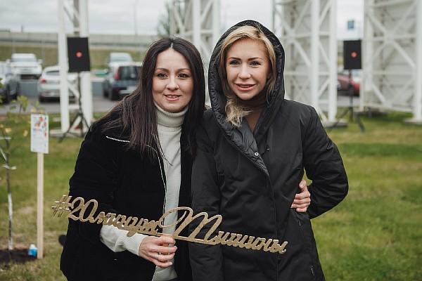 Рената Гарифуллина и Анастасия Гребенкина