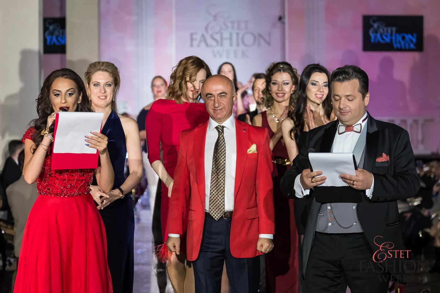 Идея проведения недели моды Estet Fashion Week принадлежит основателю  Ювелирного дома «Эстет» Гагику Геворкяну. Он рассказывает гостям и  журналистам, ... ae2e37fe99c