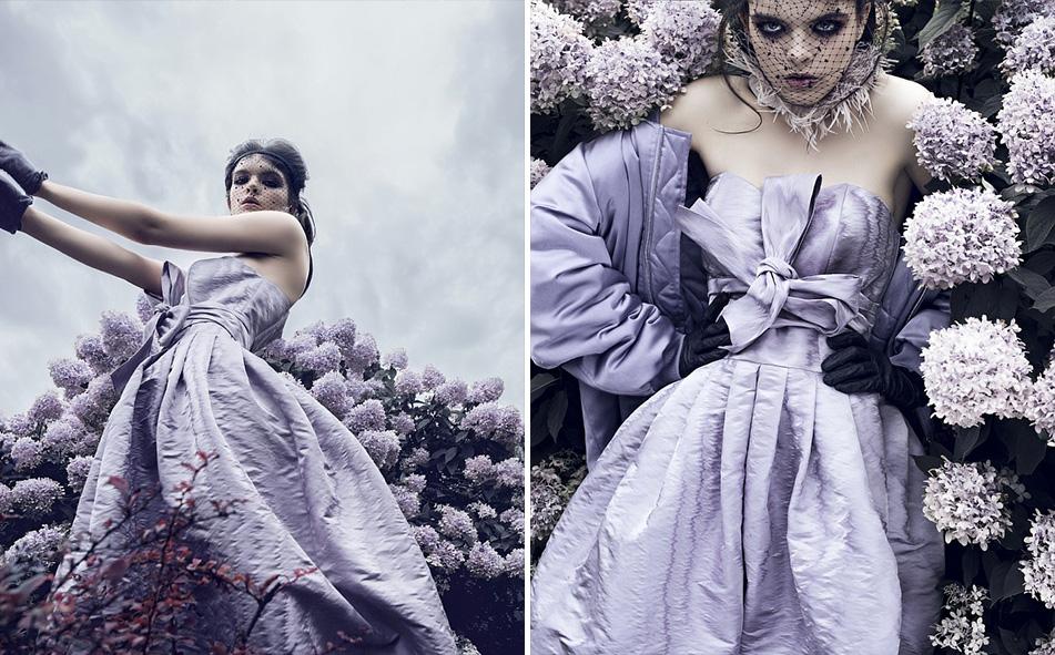 Demurya Haute Couture. Русский бренд с французским акцентом