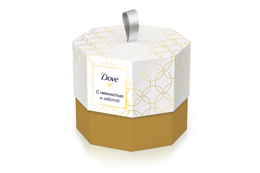 Выразите свою любовь вместе с подарками от Dove