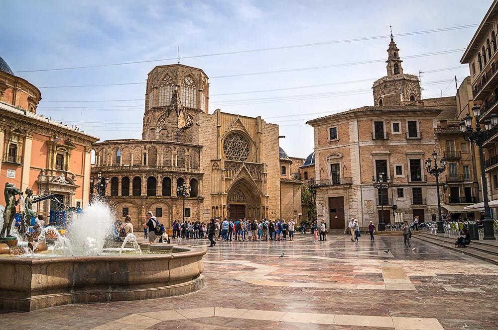 Мечтаете совершить путешествие во времени?Добро пожаловать в Валенсию!