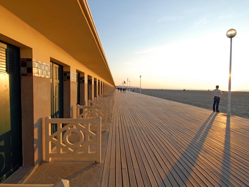 Атлантическое побережье Франции — излюбленное место отдыха богемы и аристократии