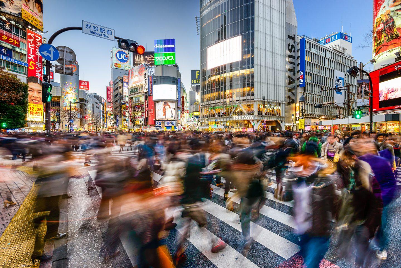 Япония: свой среди чужих