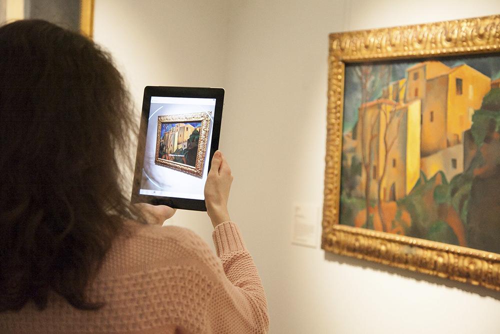 Шедевры коллекции Пушкинского музея стали доступны в приложении «Artefact»