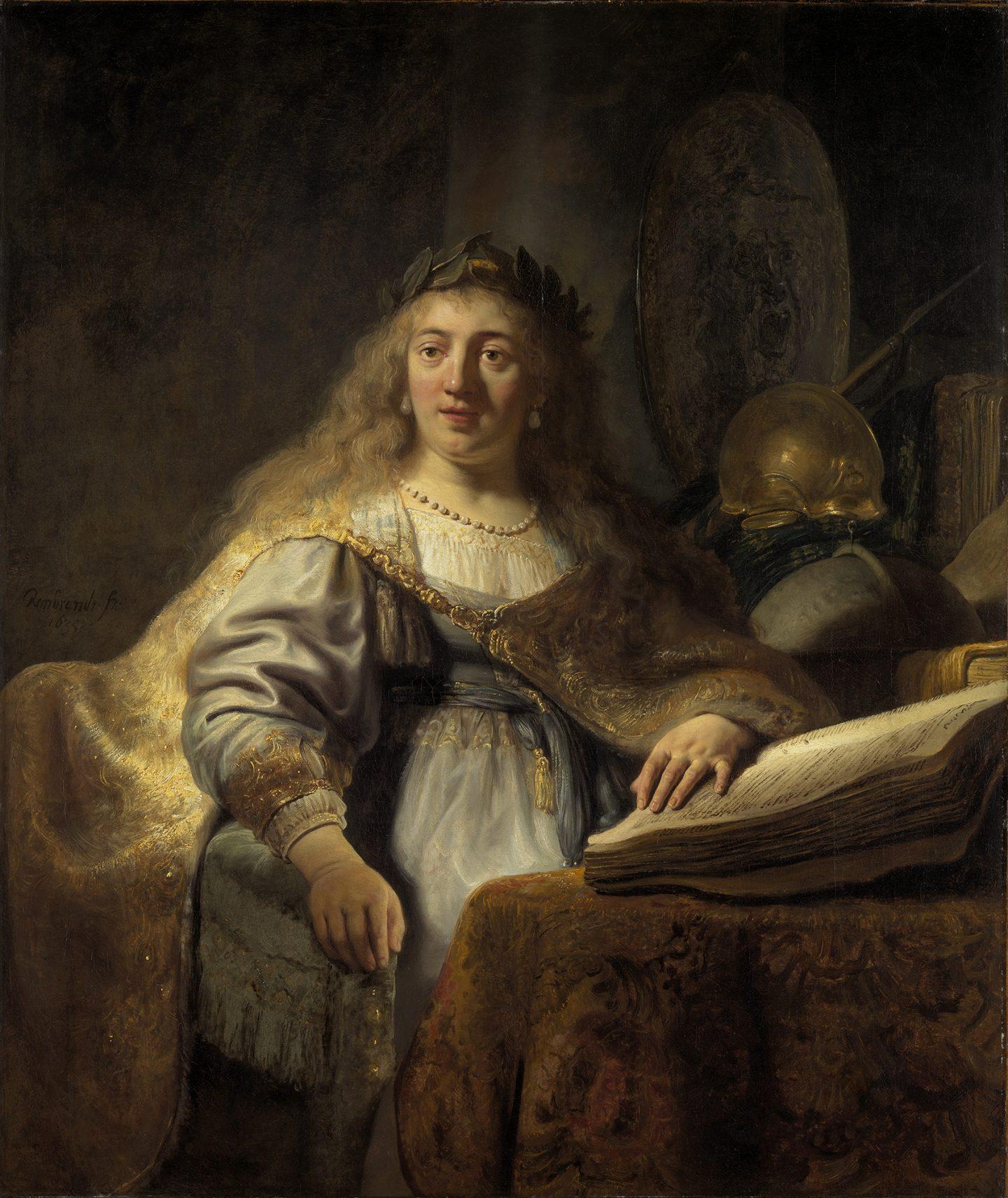 Эпоха Рембрандта иВермеера. Шедевры Лейденской галереи