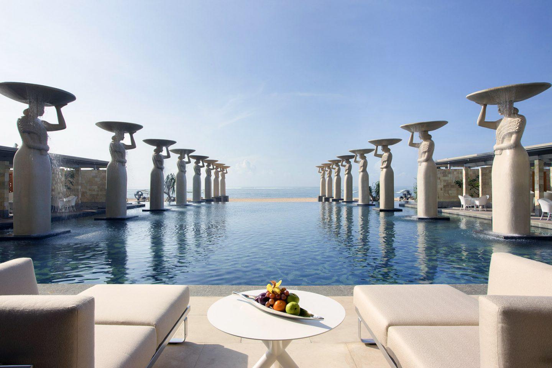 The Mulia, Mulia Resort &Villas — один из лучших отелей мира
