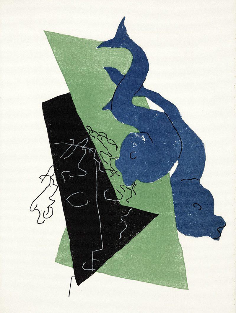 Выставка «Скульпторы и livre d'artiste» в Галерее искусства стран Европы и Америки XIX–XX веков