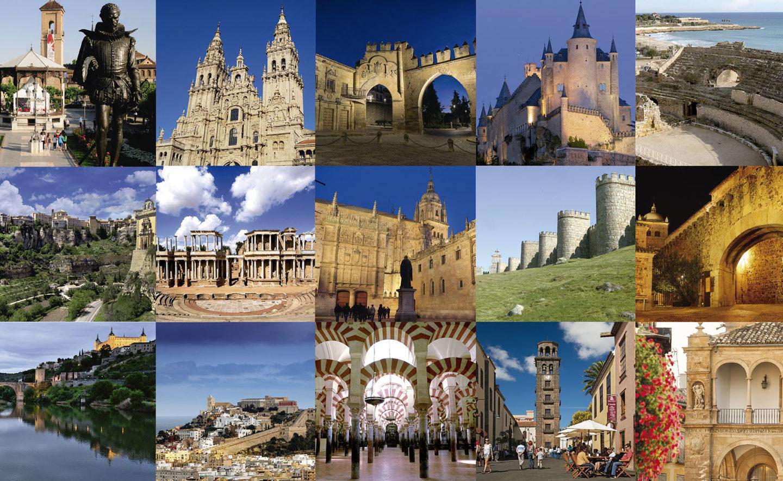 15 жемчужин Испании.  Города Всемирного наследия ЮНЕСКО